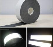 Vải phản quang 5cm giá rẻ