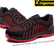 Giày bảo hộ Kingsman Renner (đỏ)