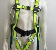 Dây an toàn sseda toàn thân đai bụng SAH 1024-3 2 móc sắt(đai bụng)