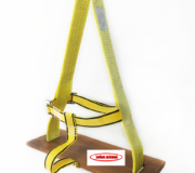 ghế gỗ làm việc trên cao