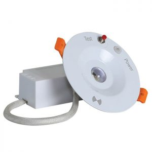 Đèn LED Downlight Khẩn Cấp BD AT07L KC 90/5w