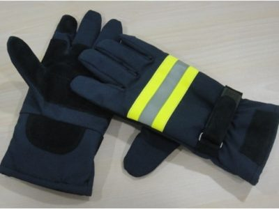 găng tay chống cháy Nomex