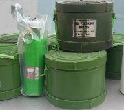 Hộp tạo khói diễn tập PCCC 2,5kg