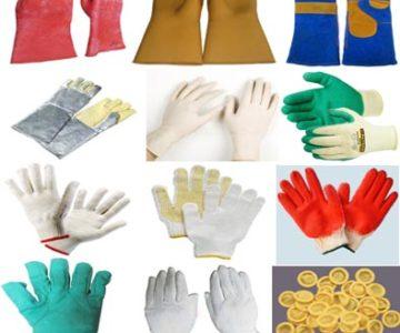 Găng tay bảo hộ lao động trong đời sống và lao động hàng ngày