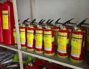 Phân biệt các loại bình chữa cháy trên thị trường